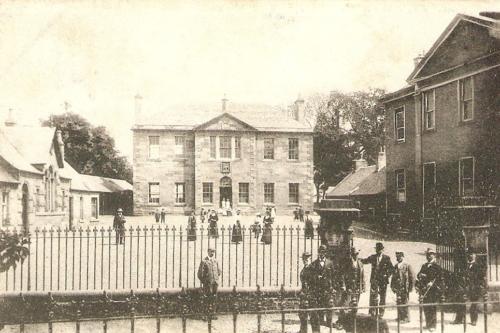Castlehill School, Cupar